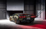 19 lamborghini sian 2021 uk first drive review static rear