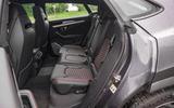 Lamborghini Urus 2019 road test review - rear seats