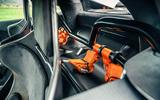 19 McLaren 620R 2021 road test review harnesses