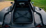 19 McLaren GT 2021 road test review boot