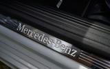 Mercedes-Benz A250e 2020 road test review - scuff plates