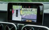 Mercedes-Benz X-Class road test review reversing camea