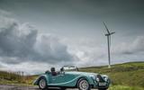 Morgan Plus Four 2020 road test review - static