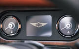 Morgan Plus Six 2019 road test review - instruments