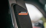 Nissan Juke 2020 road test review - speakers