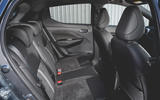 Nissan Micra N-Sport 2019 road test review - rear seats