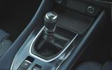 19 Nissan Qashqai 2021 RT gearstick