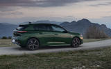 19 Peugeot 308 2021 first drive review static rear