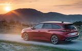 19 Peugeot 308 SW 2021 first drive static rear
