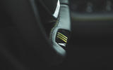 19 Peugeot 508 PSE SW 2021 RT steering wheel logo