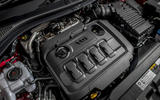 Skoda Kodiaq vRS 2019 road test review - engine