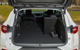 Vauxhall Grandland X Hybrid4 2020 road test review - boot