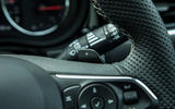 Vauxhall Insignia Sports Tourer GSI review paddle shifters