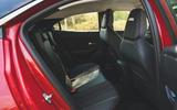 19 Vauxhall mokka 2021 RT rear seats