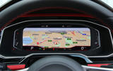 Volkswagen Polo GTI 2018 road test review satnav