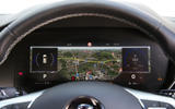 Volkswagen Touareg 2018 road test review instrument cluster satnav