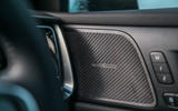 Volvo S60 Polestar Engineered 2020 road test review - speakers