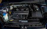 Volkswagen Golf R 2019 road test review - engine