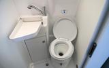 Volkswagen Grand California 2020 road test review - toilet