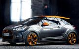 Citroën DS3 Racing two tone colour job