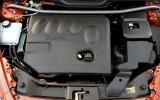 2.0-litre Volvo C30 diesel engine