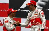 Button wins Chinese GP - pics