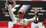 Button wins Chinese GP - pics