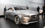Merc A-class concept 'realistic'
