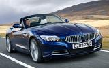 BMW Z4 sDrive23i roof down