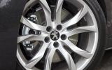 17in Peugeot RCZ alloy wheels