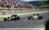Ayrton Senna in F1: picture special