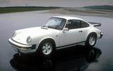 1987 Porsche 911 Carrera Clubsport 3.2