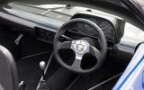 Marlin 5exi-R steering wheel