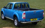 Ford Ranger Wildtrak rear