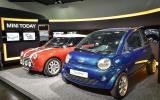 BMW opens 'The Mini Story' in Munich