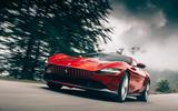 Ferrari Roma 2020 road test review - hero front