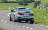 AC Schnitzer ACS5 Sport 2020 road test review - hero rear