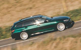 Alpina B3 Touring 2020 road test review - hero side
