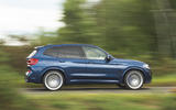 Alpina XD3 2019 UK road test review - hero side
