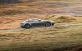 Aston Martin DBS Superleggera 2018 road test review - hero side