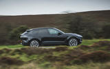 Aston Martin DBX 2020 road test review - hero side