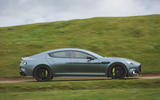 Aston Martin Rapide AMR 2019 first drive review - hero side