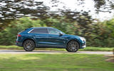 Audi Q8 50 TDI Quattro S Line 2018 road test review - hero side