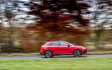 Audi RS Q3 2020 road test review - hero side