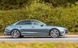 Audi S4 TDI 2019 road test review - hero side