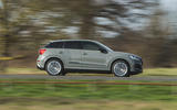 Audi SQ2 2019 road test review - hero side