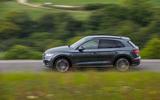 Audi SQ5 TDI 2020 road test review - hero side