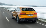 2 audi sq5 2021 first drive review hero rear