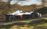BAC Mono 2018 review - hero side