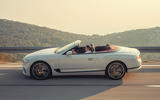 Bentley Continental GTC 2019 first drive review - hero side